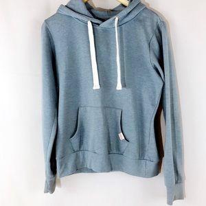 Women's Reflex Light Blue Hoodie Sweatshirt